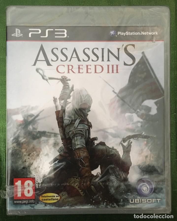 Assassin S Creed Iii Ps3 Nuevo Buy Video Games And Consoles