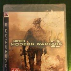 Videojuegos y Consolas: CALL OF DUTY: MODERN WARFARE 2 PS3 PRECINTADO!!!. Lote 159789606
