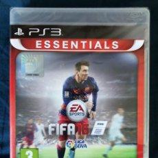 Videojuegos y Consolas: FIFA 16 SELECTS PS3 PRECINTADO!!!. Lote 159801514