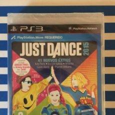 Videojuegos y Consolas: JUST DANCE 2015 PS3 PRECINTADO!!!. Lote 159801582