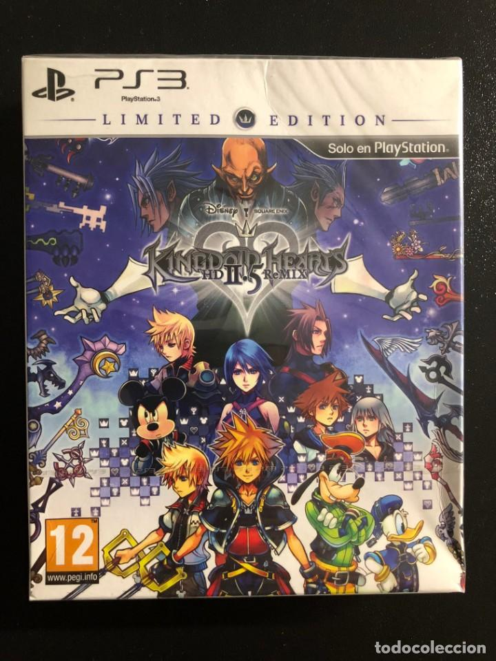 Kingdom Hearts Hd Ii 5 Remix Ps3 Edición Limita Buy Video Games And Consoles Ps3 At Todocoleccion 159802734