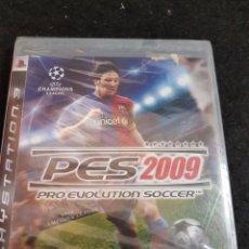 Videojuegos y Consolas: SONY PS3 PES 2009. Lote 159866373