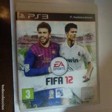Videojuegos y Consolas: SONY PLAYSTATION 3 PS3 EA SPORTS FIFA 13. Lote 159911206