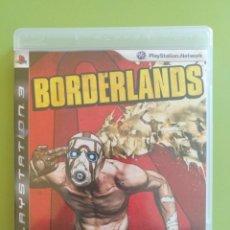 Videojuegos y Consolas: BORDERLANDS PS3. Lote 160036282