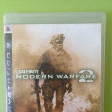 Videojuegos y Consolas: CALL OF DUTY MODERN WARFARE 2 PS3. Lote 160262082