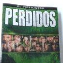 Videojuegos y Consolas: PERDIDOS EL VIDEOJUEGO (SOLO MANUAL INSTRUCCIONES). Lote 160299938
