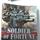 Videojuegos y Consolas: SOLDIER OF FORTUNE (SOLO MANUAL INSTRUCCIONES). Lote 160300198