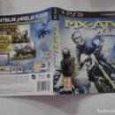Videojuegos y Consolas: MX VS ATV ALIVE (SOLO CARATULA). Lote 160357362
