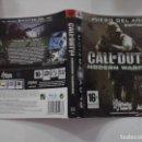 Videojuegos y Consolas: CALL OF DUTY 4 (SOLO CARATULA). Lote 160357394