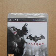 Videojuegos y Consolas: BATMAN ARKHAM CITY PS3 PAL ESPAÑA PLAYSTATION 3 - PRECINTADO NUEVO. Lote 160365634