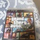 Videojuegos y Consolas: GTA V. GRAND THEFT AUTO V PARA PS3. Lote 160488378