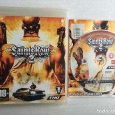 Videogiochi e Consoli: SAINTS ROW 2 SAINT ROWS II PS3 PLAY STATION 3 PLAYSTATION 3 KREATEN. Lote 160994194
