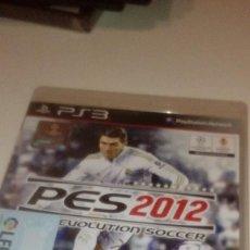 Videojuegos y Consolas: G-PANSUR45 PS3 PLAYSTATION 3 PES2012 REVOLUTION SOCCER . Lote 162112086
