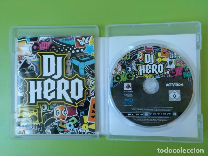 Videojuegos y Consolas: DJ HERO PS3 - Foto 2 - 162746742