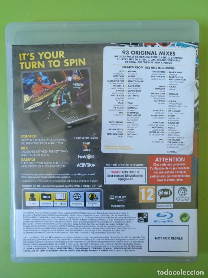 Videojuegos y Consolas: DJ HERO PS3 - Foto 3 - 162746742