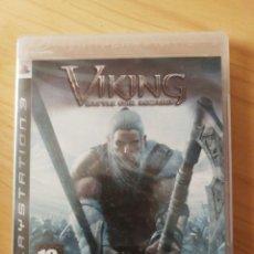 Videojuegos y Consolas: PS3 - VIKING BATTLE FOR ASGARD - NUEVO. Lote 164230410