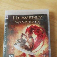 Videojuegos y Consolas: PS3 - HEAVENLY SWORD - NUEVO. Lote 164233154