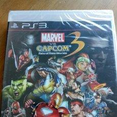 Videojuegos y Consolas: PS3 MARVEL VS CAPCOM 3 FATE OF TWO WORLDS NUEVO PRECINTADO SIN USAR. Lote 165279194