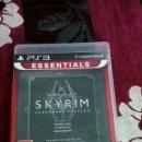 Videojuegos y Consolas: SKYRIM LEGENDARY EDITION PS3. Lote 165582038