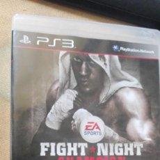 Videojuegos y Consolas: PS3 FIGHT NIGTH CHAMPION. Lote 165613358