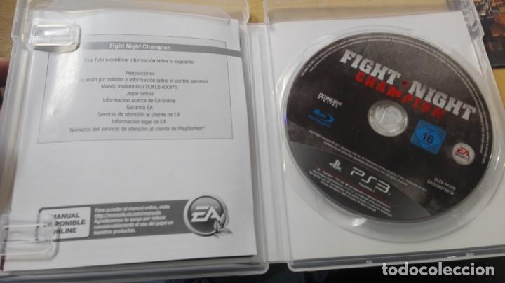 Videojuegos y Consolas: ps3 fight nigth champion - Foto 2 - 165613358