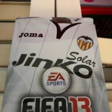 Videojuegos y Consolas: CARATULA FIFA 13 VALENCIA C.F. METALICA. Lote 166181646