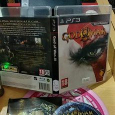 Videojuegos y Consolas: GOD OF WAR III (PS3). Lote 166309198