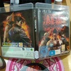 Videojuegos y Consolas: TEKKEN 6 (PS3). Lote 166310674