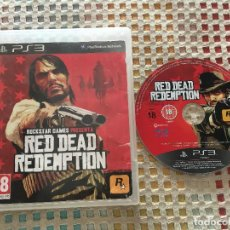 Videogiochi e Consoli: RED DEAD REDEMPTION PS3 PLAYSTATION 3 PLAY STATION 3 KREATEN. Lote 206459765