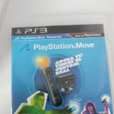 Videojuegos y Consolas: PS3 MOVE SONY PLAYSTATION 3 . Lote 167573864