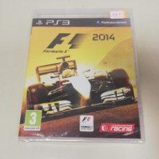 Videojuegos y Consolas: J6- F1 FORMULA 1 PS3 VERSION ESPAÑOLA NUEVO PRECINTADO. Lote 168081720