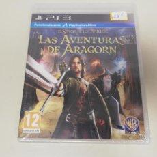 Videojuegos y Consolas: J6- LAS AVENTURAS DE ARGON PS3 VERSION ESPAÑOLA NUEVO PRECINTADO. Lote 168082136