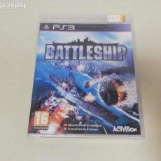 Videojuegos y Consolas: J6- BATTLESHIP PS3 VERSION ESPAÑOLA NUEVO PRECINTADO. Lote 168082460