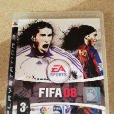 Videojuegos y Consolas: FIFA 08 (PLAYSTATION 3). Lote 168396476