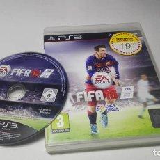 Videojuegos y Consolas: FIFA 16 ( PLAYSTATION 3 - PAL - ESP) . Lote 168449556