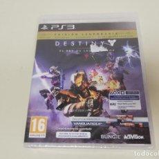 Videojuegos y Consolas: J6-DESTINY EDICION LEGENDARIA PS3 VERSION ESPAÑOLA NUEVO PRECINTADO. Lote 168478452