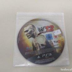 Videojuegos y Consolas: 619- W12 PS3 PLAYSTATION VERSIÓN PAL . Lote 168895972