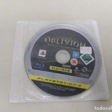 Videojuegos y Consolas: 619- OBLIVION THE ELDER SCROLLS IV PS3 PLAYSTATION VERSION PAL . Lote 168912468