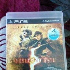 Videojuegos y Consolas: RESIDENT EVIL 5 PS3. Lote 168940862