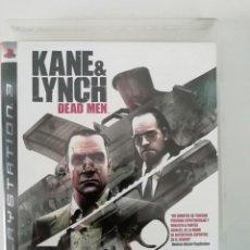 Videojuegos y Consolas: PS3 KANE & LYNCH DEAD MEN. Lote 169097172
