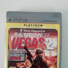 Videojuegos y Consolas: PS3 RAINBOW 6 VEGAS 2. Lote 169097804