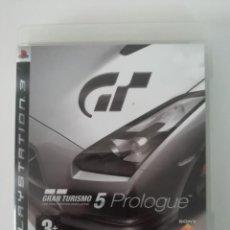 Videojuegos y Consolas: PS3 GRAN TURISMO 5. Lote 169099040