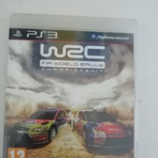 Videojogos e Consolas: PS3 WRC. Lote 169631436