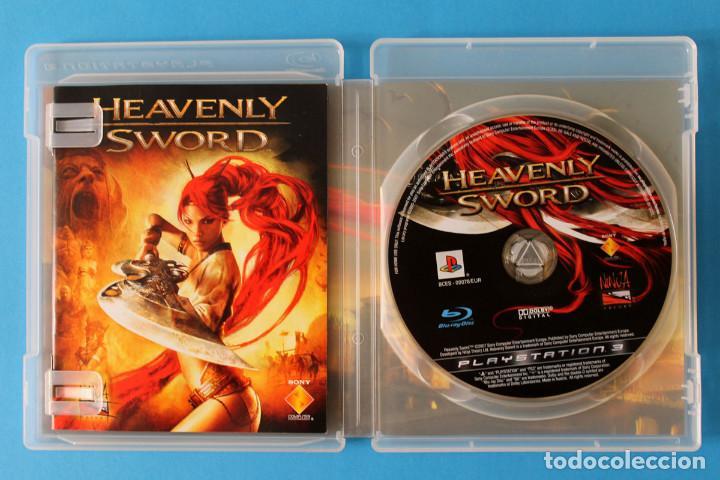 Sony Playstation 3 Heavenly Sword Edicion E Sold Through