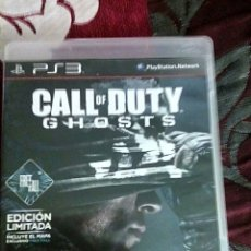 Videojuegos y Consolas: CALL OF DUTY GHOSTS PS3. Lote 170365058