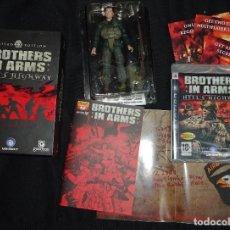 Videojuegos y Consolas: JUEGO PS3 BROTHERS IN ARMS: HELL'S HIGHWAY LIMITED EDITION EDICION LIMITADA - COMPLETO - NUEVO. Lote 170542168