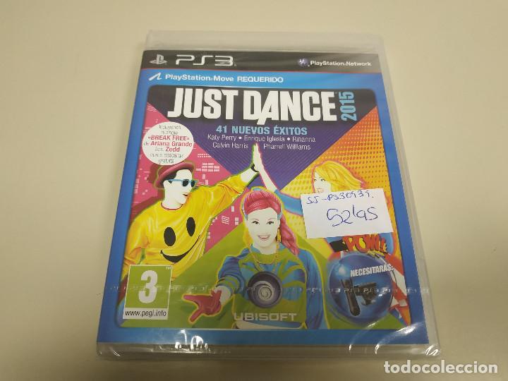 JJ- JUST DANCE 2015 PS3 VERSION ESPAÑA PRECINTADO PROCEDE STOCK TIENDA (Juguetes - Videojuegos y Consolas - Sony - PS3)