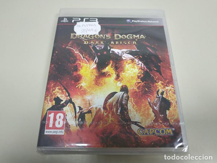 JJ- DRAGONS DOGMA DARK ARISEN PS3 VERSION ESPAÑA PRECINTADO PROCEDE STOCK TIENDA (Juguetes - Videojuegos y Consolas - Sony - PS3)