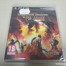 Videojuegos y Consolas: JJ- DRAGONS DOGMA DARK ARISEN PS3 VERSION ESPAÑA PRECINTADO PROCEDE STOCK TIENDA. Lote 171120893