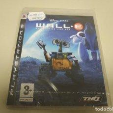 Videojuegos y Consolas: JJ- WALLE PS3 VERSION ESPAÑA PRECINTADO PROCEDE STOCK TIENDA. Lote 171121050